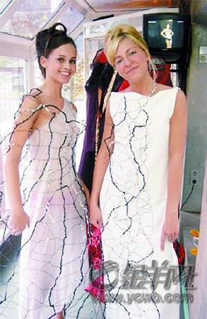 全面揭秘Vitas:除了唱歌还爱设计女士套裙(图)