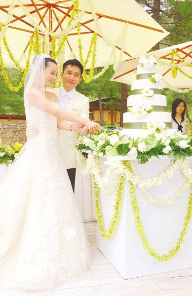 梁朝伟刘嘉玲完婚从现在起该叫她梁太(2)