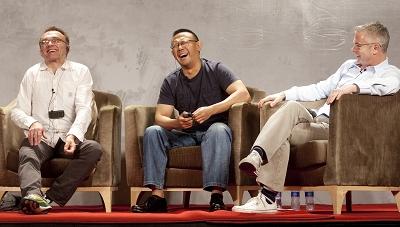 """姜文称电影人不是买卖人要警惕""""豆腐渣工程"""""""