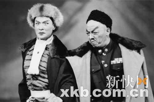 红色经典《智取威虎山》登录广州(图)