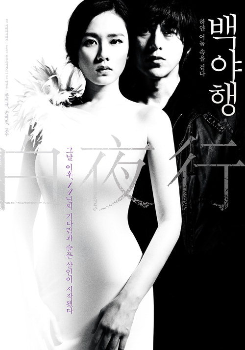 孙艺珍电影《白夜行》DVD