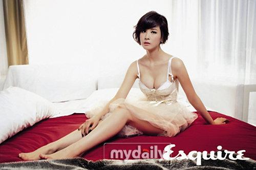 屯屯女演员李多海的性感写真集曝光照片性感姑娘韩国图片