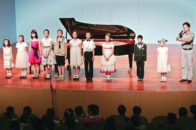 """琴童专场音乐会""""小可爱""""们奏出大将之风"""