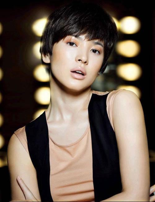 27位韩国美女短发造型大比拼 看看谁更适合