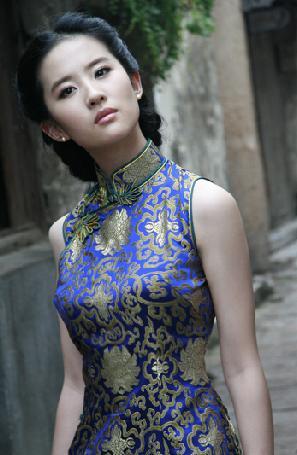 """图文:""""年度人气红人""""候选名单-刘亦菲"""