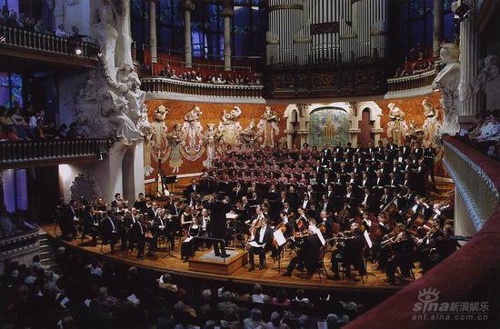 从巴塞罗那到北京 西班牙皇室乐团吹响奥运号角