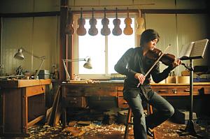 小提琴演奏家黄蒙拉:我是一只后飞的鸟(图)