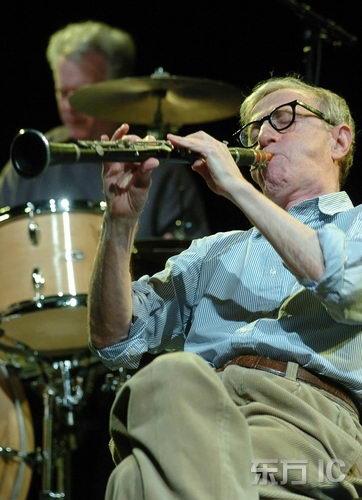 伍迪-艾伦将献演蒙特利尔国际爵士音乐节(图)
