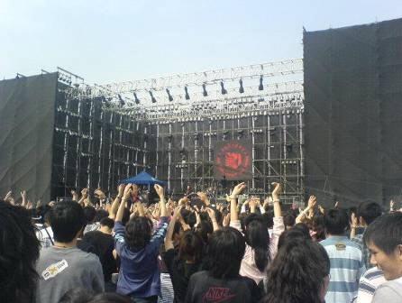 第9届北京迷笛音乐节5月驾临星空全程网络直播