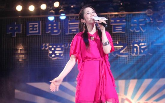"""中国电信""""爱音乐""""巡回演出广州盛大开幕"""