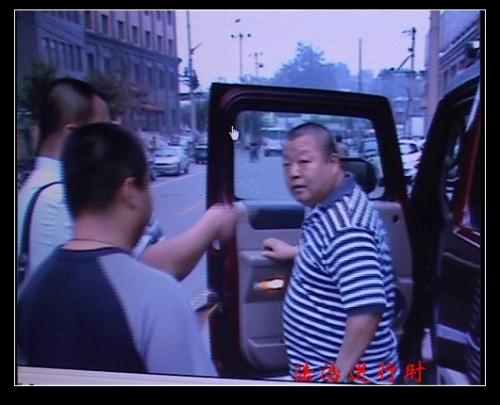 臧天朔被拘捕过程曝光儿子刚刚两个月大(图)