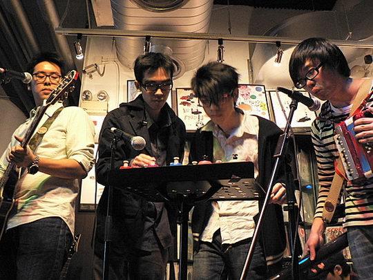 ModernChildren:香港独立音乐未来之星(图)