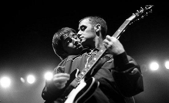 绿洲乐队1994年成名之初的珍贵记忆(4)