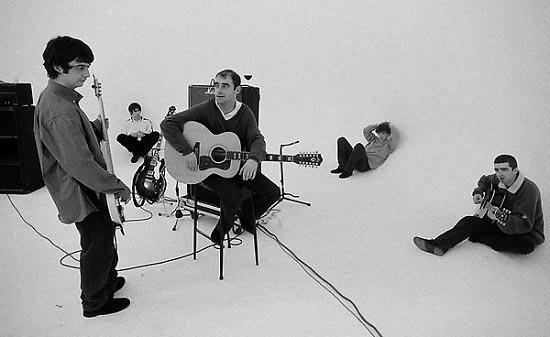 绿洲乐队1994年成名之初的珍贵记忆(6)