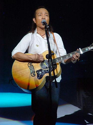 许巍北京演唱会敲定日期主办方欲邀酷玩(图)