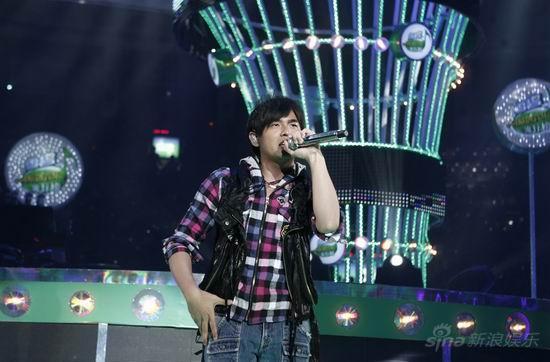 2009雪碧中国原创音乐流行榜江苏卫视周日播出