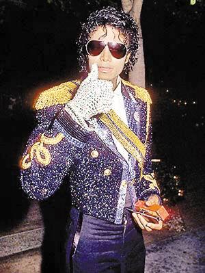 杰克逊逝世前忙准备演唱会专辑世界销量第一
