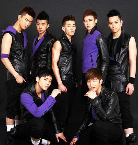 韩娱每周一星:2PM人气旺新生代热血男儿(图)