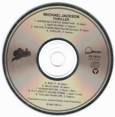迈克尔-杰克逊音乐传奇:《颤栗》永远不可超越