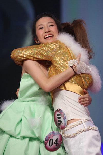 刘美含选歌失误淘汰王志心出局粉碎舞美师预言