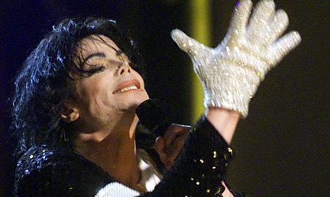 杰克逊巡演手套被拍卖成交价高达34万(图)