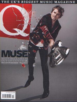 Muse专访:新专辑是一场让人深感自豪的抗争