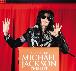 FBI公布杰克逊机密档案生前曾遭到死亡威胁