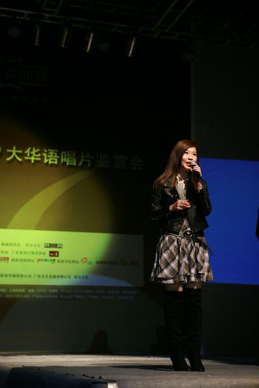 华语金曲奖揭晓09十大唱片陈奕迅汪峰分列第一