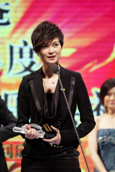 中歌榜群星竞争激烈天娱艺人斩获多项大奖