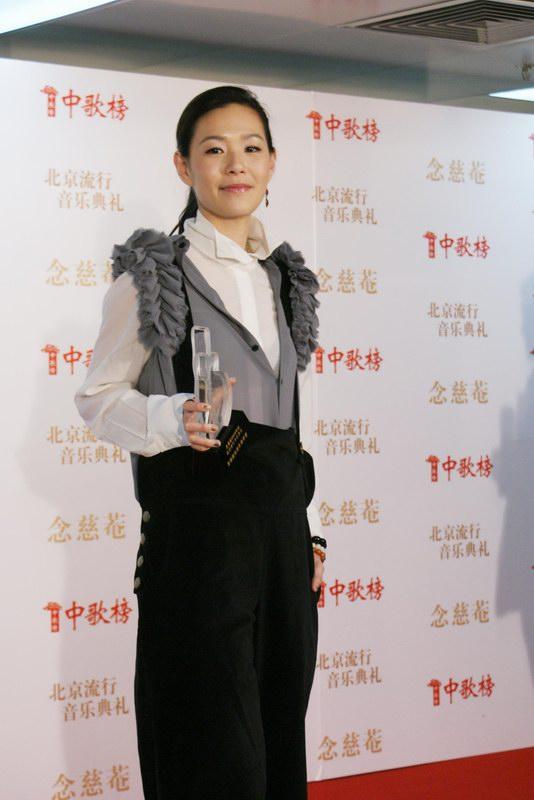 王力宏狂揽五项大奖称霸中歌榜(图)