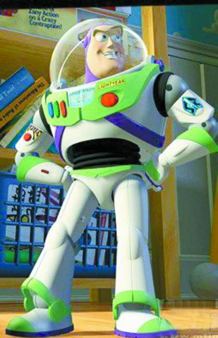 蔡依林新造型被指像《玩具总动员》的角色(图)