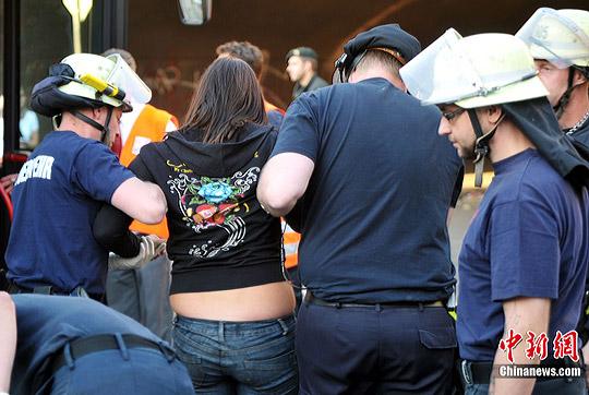 德国音乐节踩踏惨剧增至19人死亡警方展开调查