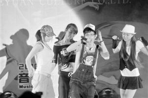 2010甬尚音乐节8月搅动潮人神经