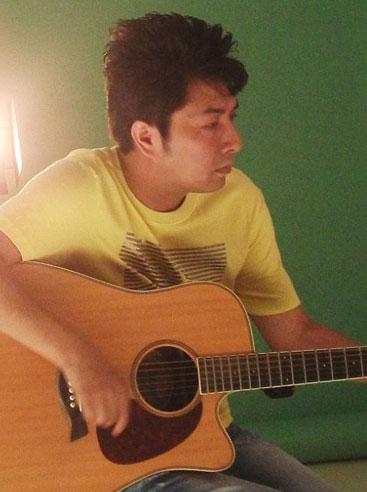 洪启加盟长城音乐节称不惧大牌唱好自己的歌