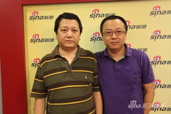 实录:王小山卢中强做客聊巡演打造功能性民谣