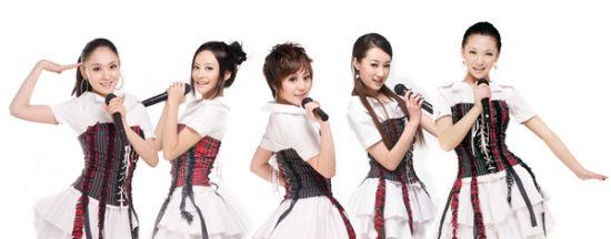 宣传新歌青春美少女组合近日将在京拍摄这首歌曲的mv