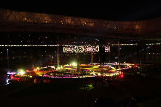 北京鸟巢演唱会