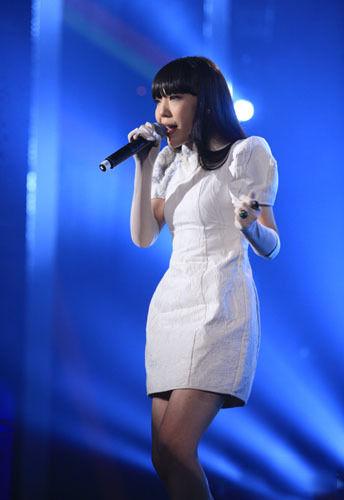 吴莫愁在中国好声音的舞台上给人留下了深刻印象
