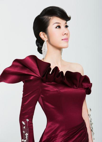刘珊珊国家大剧院音乐厅举办独唱音乐会
