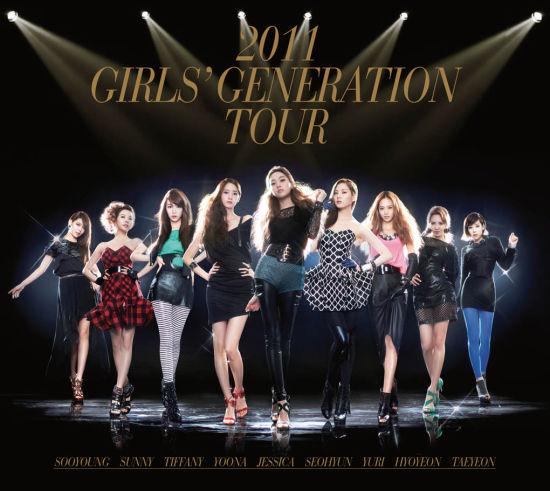少女时代日本二巡演唱会少女时代专辑少女时代