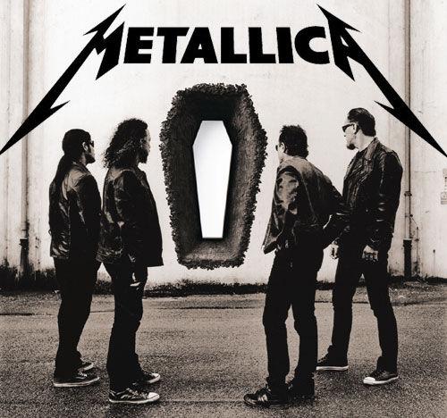 美国重金属乐队Metallica