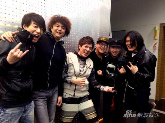 张宇和冷空气乐队