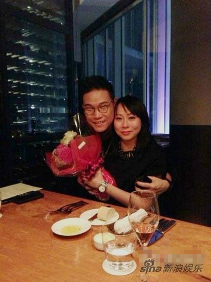 苏永康与女友