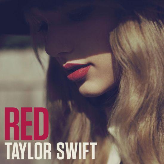 专辑《Red》封面