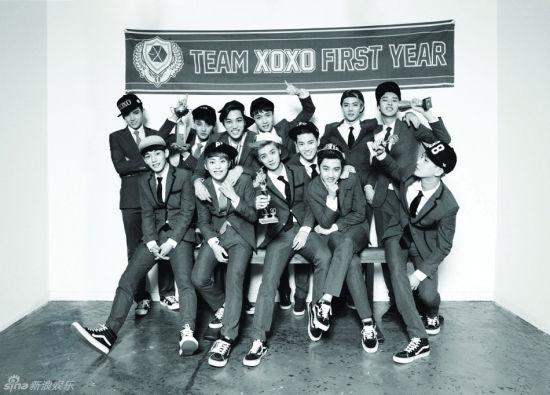 EXO回归再引爆炸人气