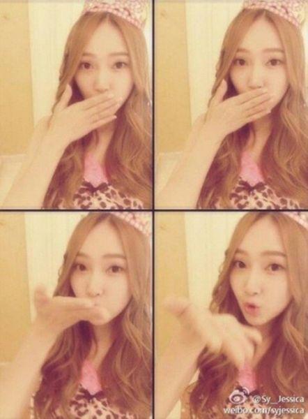 少女时代成员Jessica