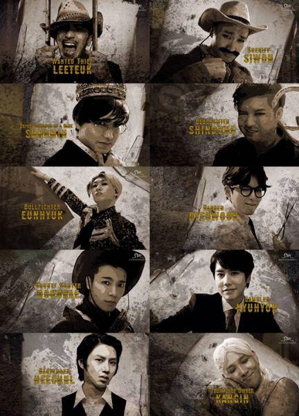 Super Junior 《Mamacita》