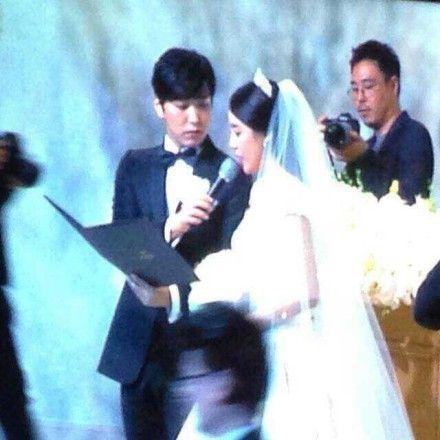 晟敏与新娘
