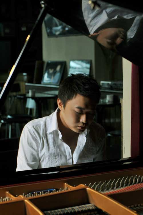 伤感情歌王子徐誉滕:每首歌都是一个真实故事
