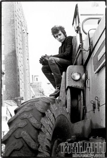 1965年1月22日,鲍勃・迪伦在纽约